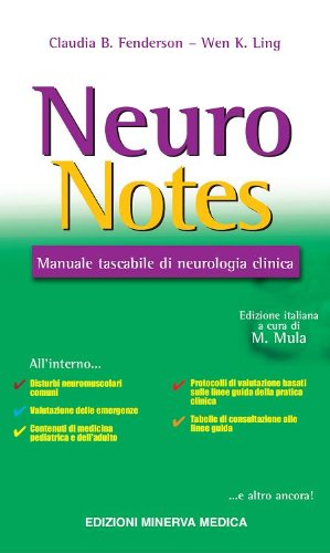 Neuro notes. Manuale tascabile di neurologia clinica