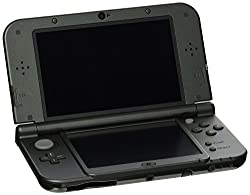 NINTENDO NEW 3DS XL BLACK CONSOLE