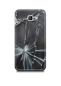Samsung A5(2016) Cover,Samsung A5(2016) Case,Samsung A5(2016) Back Cover,Broken Glass Samsung A5(2016) Mobile Cover By The Shopmetro-16649