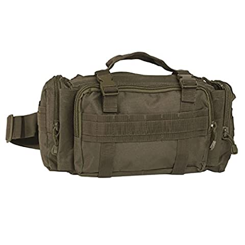 US army olive armée tactical gürrteltasche pour l'extérieur survival molle system sacoche ceinture ceinturon transport #camping 16039