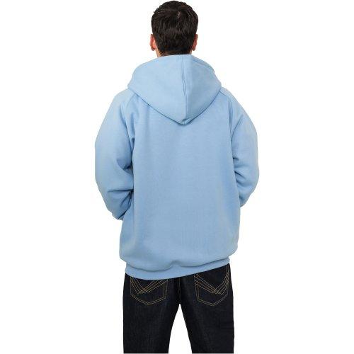 Urban Classics Zip Hoody Jacke skyblue (TB014C) Light Blue