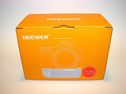 Neewer Ricambio di Batteria Impugnatura Verticale per MB-D15 Funziona con Batteria EN-EL15 o 6 Batterie AA per Nikon D7100 D7200 Digital SLR Fotocamera