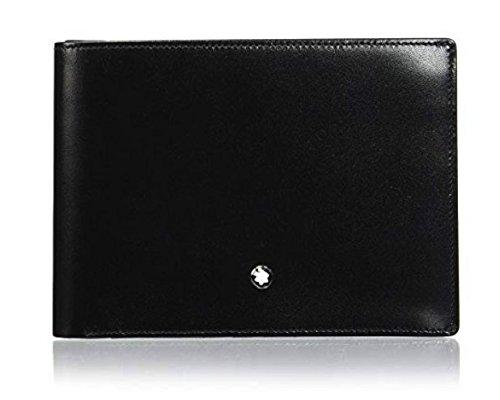 Montblanc Geldbeutel Mst 4Cc Id Card Coin Case schwarz