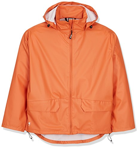Helly Hansen Workwear Regenjacke wasserdicht Voss Jacket, orange, 70190, L