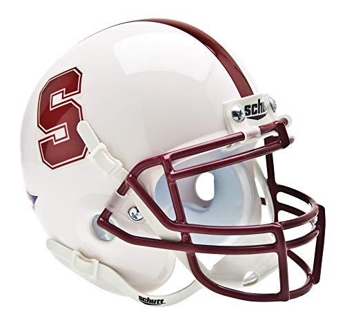 Schutt NCAA Stanford Cardinal Sammlerstück Mini-Helm - Stanford-spiel