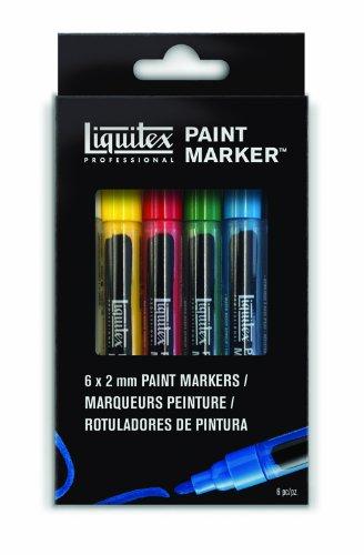 liquitex-4690002-paint-marker-set-2-4-mm-fine-nib-set-of-6