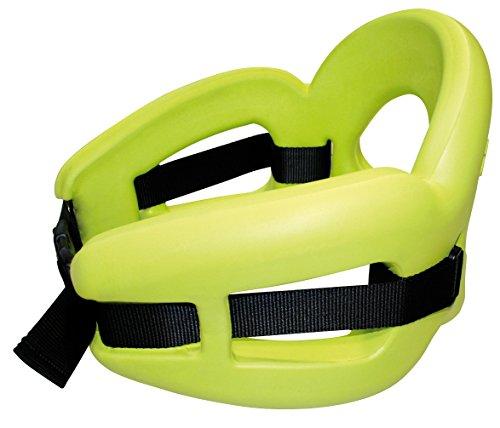 Sport-Thieme Aqua-Jogging-Gürtel Superior Belt | Extra leichter u. bequemer Aqua-Fitness-Gürtel | Optimaler Auftrieb u. Stabilität | In zwei Größen (M o. L) | 500 g | Schaumstoff | Gelb