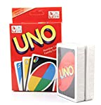 UNO Card Game Playing Cards star Board games with box