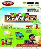 Pebbles Kindergarten Age 3 & 5 (DVD)
