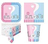Baby Shower Party Pack pour 16 invités