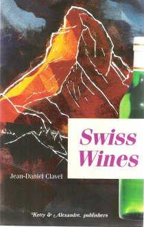 Swiss wines par Jean-Daniel Clavel