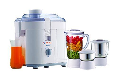 Bajaj JX 10 450-Watt Juicer Mixer Grinder