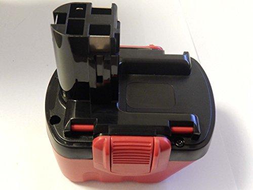 Preisvergleich Produktbild vhbw Ni-CD Akku 1300mAh (12V) für Elektrowerkzeuge Bosch GSR 12 VE-2, JAN-55, PSB 12 VE-2, PSR 12VE