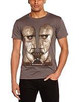 Plastic Head Men's Pink Floyd the Division Bell Short Sleeve T-Shirt