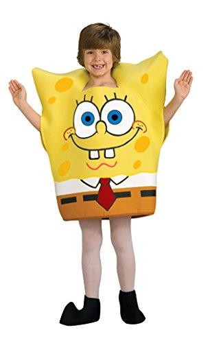 Imagen de disfraz bob esponja niño 3 4 años 98/104