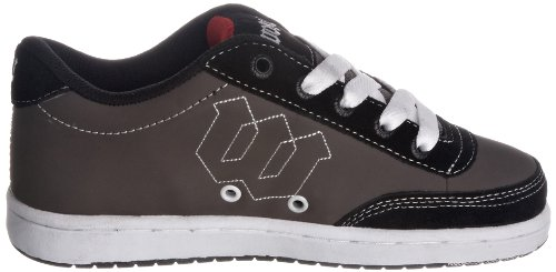 World Industries Basic Se, Chaussures sport garçon Multicolore (Black/grey/red)
