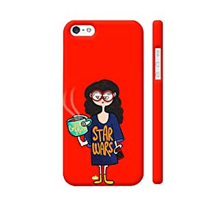 Colorpur iPhone SE Cover - Home Life Printed Back Case