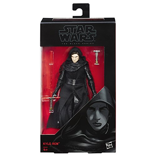 Star Wars Rogue One - Figura Kylo Ren sin máscara (Hasbro B6331ES0)