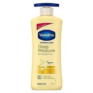 Vaseline Intensive Care Deep Moisture Body Lotion, 400 ml