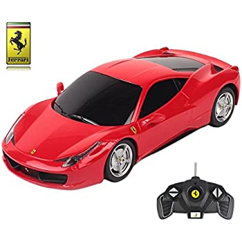 PTL® Ferrari Remote Control Car for Kids, PL9130 1:18 ...