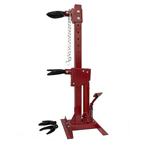 Preisvergleich Produktbild Hyraulischer Federspanner mit eingebauter Fußpumpe 1 Ton SPCO1B
