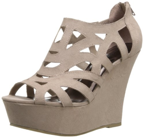 Girl Sandale Wedges Madden (Madden Mädchen Rolright Wedge Pump)