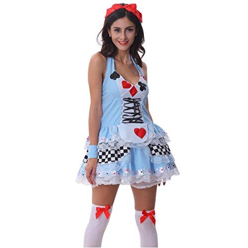 Finde dein Kaufen Sie Alice Im Wunderland Kostüme | Damen-, Herren ...