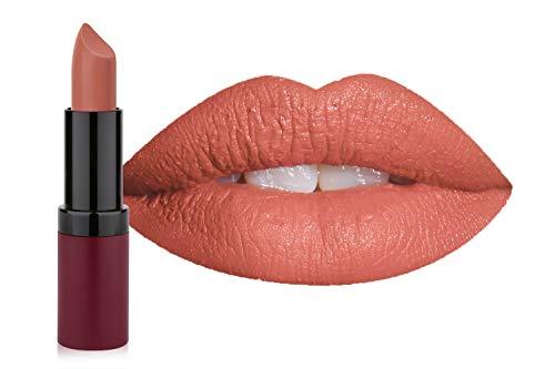 Golden Rose Velvet Matte Lippenstift Mate–Color