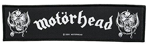 Motörhead Aufnäher - War Pigs - Motörhead Patch - Stripe Gewebt & Lizenziert !! (Merchandise Pig)