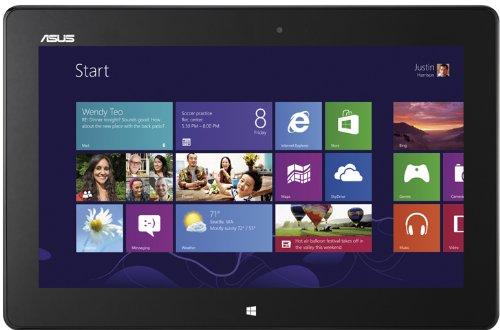 Asus VivoTab ME400CL 25,7 cm (10,1 Zoll) Tablet-PC (Intel Atom Z2760, 1,6GHz, 2GB RAM, 64GB HDD, PowerVR SGX545, 3G/LTE , Win 8) schwarz