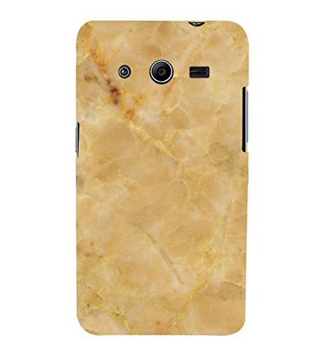 YuBingo Samsung Galaxy Core 2 G355H :: Samsung Galaxy Core Ii :: Samsung Galaxy Core 2 Dual Designer Phone Back Case Cover ( The Brown Marble )  available at amazon for Rs.535
