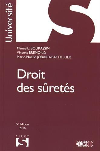 Droit des sûretés - 5e éd.