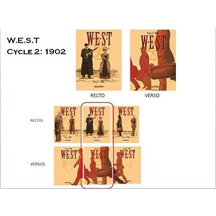 West, Tome 2 : Coffret 1902 en 2 volumes : Tome 3, El Santero ; Tome 4, Le 46e Etat