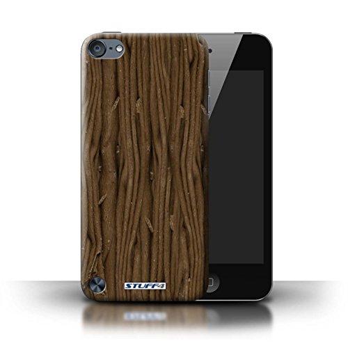 Stuff4® Hülle/Hülle für Apple iPod Touch 5 (5th Generation) / Flocke Muster/Schokolade Kollektion -