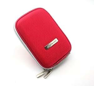 jnt red EVA camera case for canon IXUS 510 HS IXUS 240 HS IXUS 230 HS IXUS 220 HS IXUS 125 HS IXUS 115 HS
