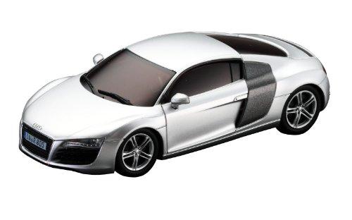 Kyosho D1431010101 DSLOT43 Audi R8 - Coche Carreras