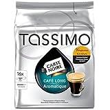 Tassimo carte noire long Aromatique 16 t disc pack of 2