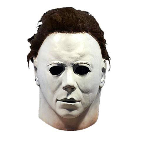 Jason Voorhees Latex Maske - Michael Myers Maske Halloween Cosplay Horror