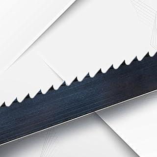 Bandsägeblatt für Scheppach HBS300 mit Gehärtete Zahnspitzen Länge 2240 x 8 x 0,50 x 5 mm
