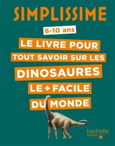 Simplissime Dinosaures