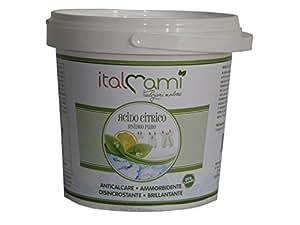 Acide citrique 1 kg anhydre pur cuisine maison - Acide citrique anhydre ...