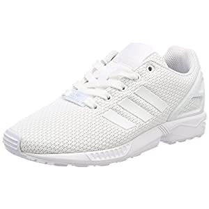 adidas Unisex-Kinder Zx Flux Low-Top, weiß, EU