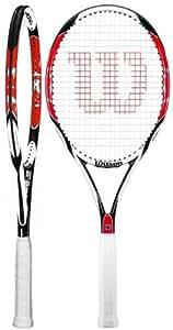 Wilson (k) six.one team, rouge, noir, blanc, 1 épaisseur
