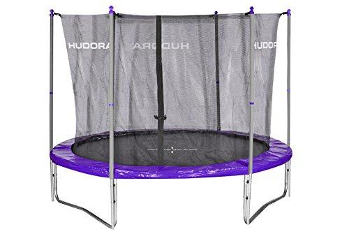 HUDORA Trampolin Fitness 300cm in lila