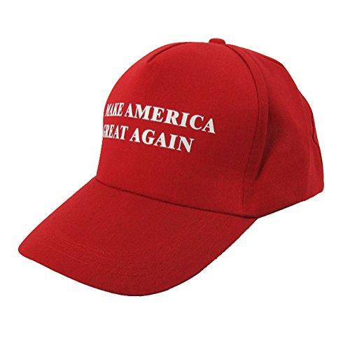Mangotree Unisex Baseball Mütze der Kampagne für das amerikanische Präsidentenamt 2016 Donald Trump US Wahl-Hut Einstellbare (Style ()