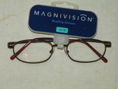 f9c426db2650 Search results. magnivision. +2.75 Magnavision Reading Glasses by  Magnavision