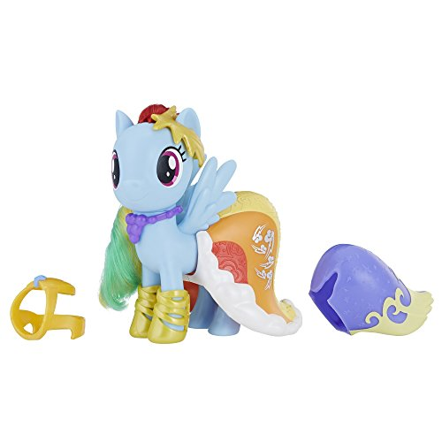 My little Pony E2568 Snap-On Fashion Rainbow Dash (Mix-outfits Little)