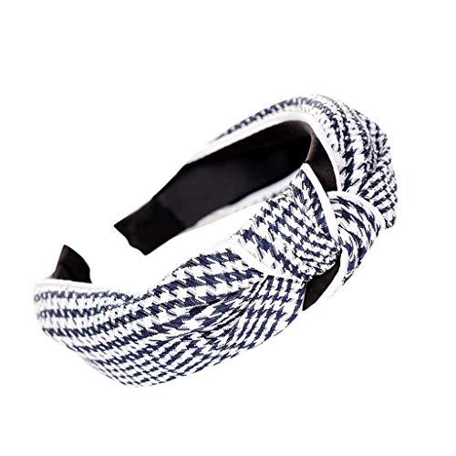 COZOCO LOPILY 2019 Neu Mode Bogen Knoten Haarband Frauen Haar Kopf Hoop Einfache süße Mädchen Haar Stirnband Schnell verkaufend (Taufe Kleid Traditionelle)
