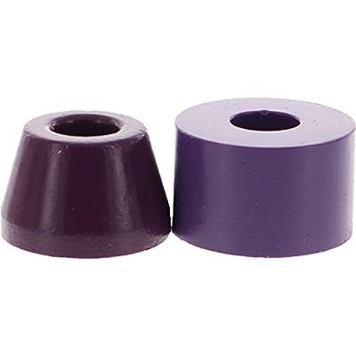 Venom Standard 87A Purple Set Skateboard Bushings by Venom Wheels