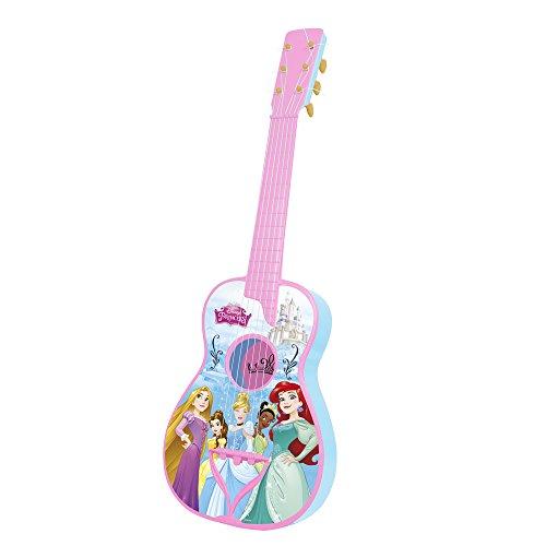 REIG 5282 Disney Prinzessinen Spanische Gitarre mit 6 Saiten - Spanisch-gitarren-saiten